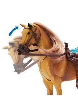 Deluxe Quarter Horse Alt 1