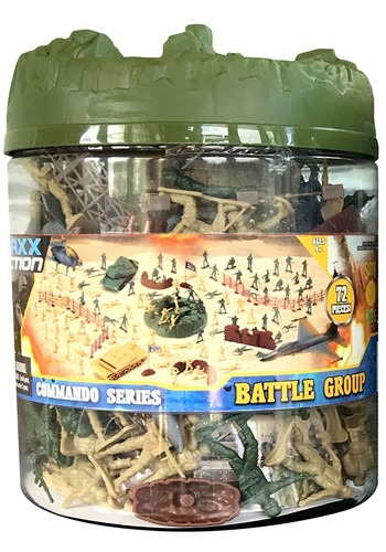 Commando Battle Group Bucket