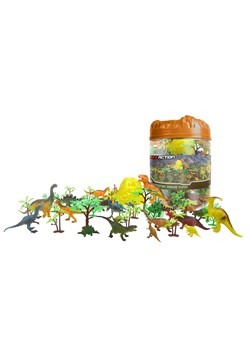 Dinosaur Playset Bucket Alt 1
