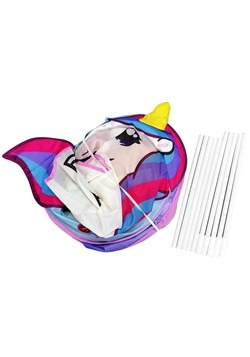 Unicorn Rainbow Dream Pop-Up Play Tent Alt 3