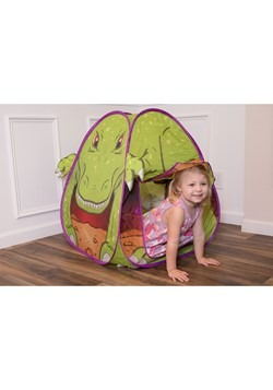 Dino Adventure T-Rex Pop-Up Play Tent Alt 2