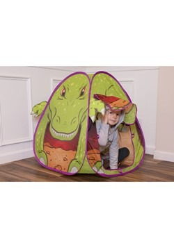 Dino Adventure T-Rex Pop-Up Play Tent Alt 3