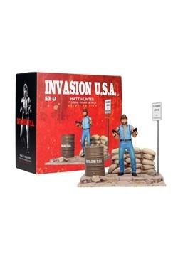 Chuck Norris Invasion USA Matt Hunter Figure w/ Diorama 1