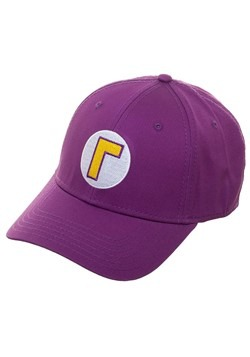 Waluigi Flex Fit Cap
