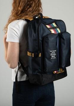 Doctor Who Tardis Double Pocket Backpack Alt 2