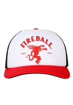 Fireball Trucker Hat Alt 1