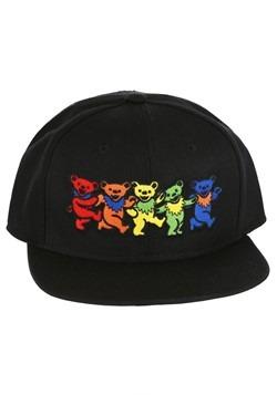 Grateful Dead Bears Snapback Hat