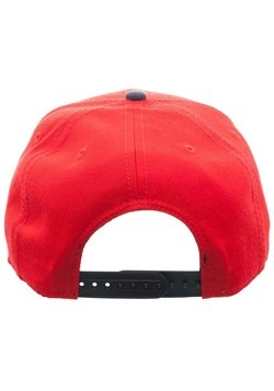 Captain Marvel Snapback Hat Alt 3