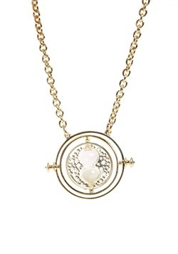 Harry Potter Time Turner Cosplay Necklace