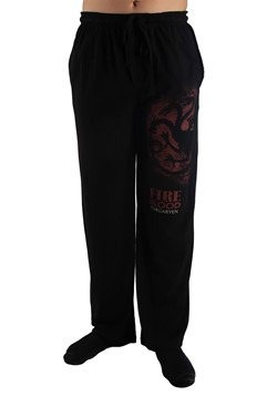 House Targaryen Fire and Blood Sleep Lounge Pants