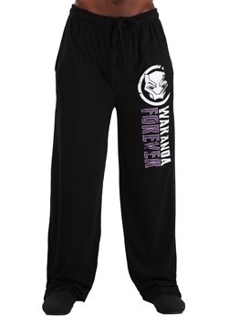 Black Panther- Wakanda Forever Sleep/Lounge Pants