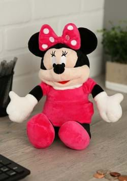 Minnie Mouse Plush Bank