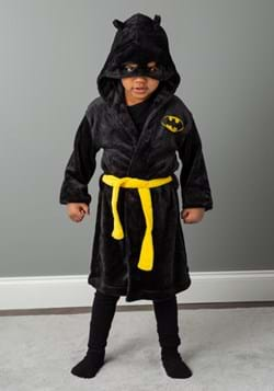 Boys Batman Fleece Robe