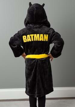 Boys Batman Fleece Robe Alt 1