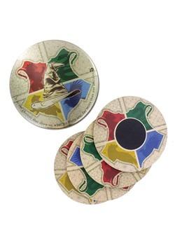 Harry Potter Sorting Hat Heat Change Coasters Alt 1