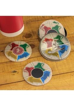 Harry Potter Sorting Hat Heat Change Coasters Alt 2