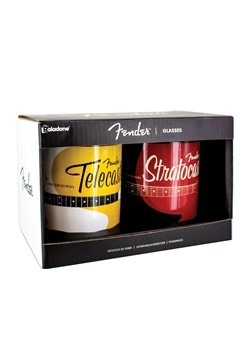 Fender Drinking Glasses 2-Pack Alt 1