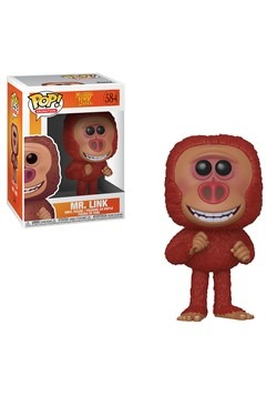 Pop! Animation: Missing Link- Link