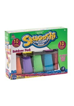 Skwooshi Stretchable Dough 10 Pack