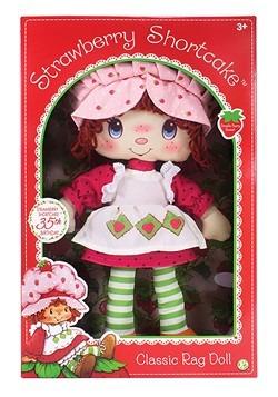 Strawberry Shortcake Classic Rag Doll Alt 1