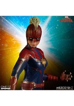 Captain Marvel One:12 Collective Figure Alt 3