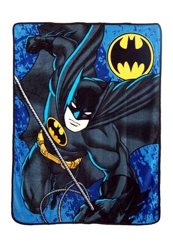 Batman Knight Drop Super Soft Throw