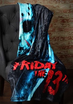 Friday the 13th Jason Angry Camper High Def Super