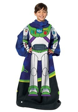 Toy Story Buzz Youth Comfy Throw