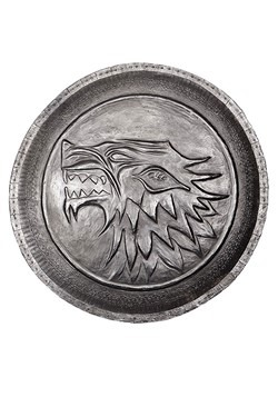 Game of Thrones Stark Pin Shield