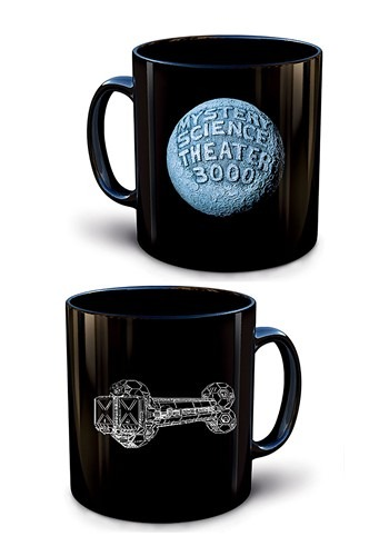 Mystery Science Theater 3000 Mug