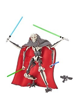 Star Wars The Black Series General Grievous 6-Inch Action Fi