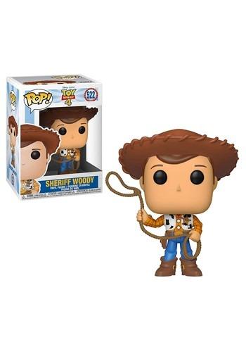 Pop! Toy Story 4- Woody