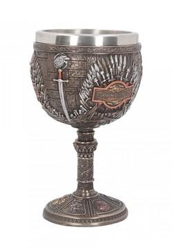 Game of Thrones- Iron Throne Goblet 17cm Alt 1