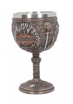 Game of Thrones- Iron Throne Goblet 17cm Alt 3