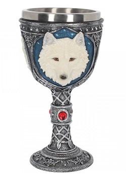 Ghost Wolf Goblet Large 19.2cm Alt 1