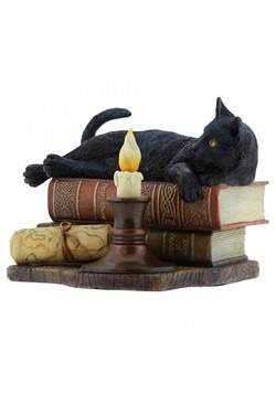 The Witching Hour 20.5cm Cat Figurine Alt 1