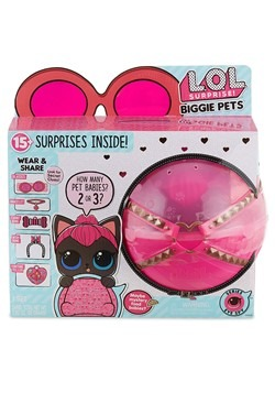 L.O.L. Surprise Pet Surprise- Spicy Kitty