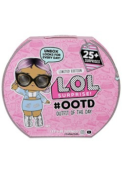 #OOTD Outfit Of The Day L.O.L. Surprise