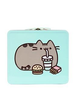 Pusheen Fast Food Lunch Box