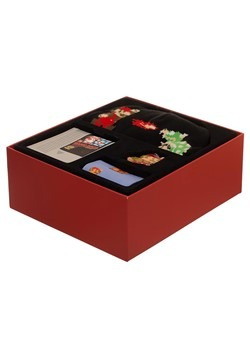 Super Mario Gift Set- Wallet, Key Chain, Beanie and Socks