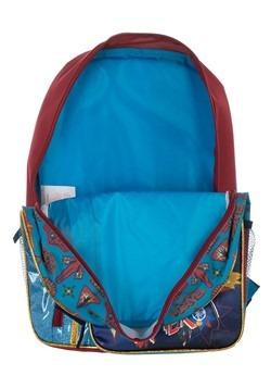 Kids Captain Marvel Backpack Alt 4