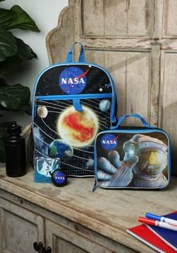 Kids NASA 5 PC Backpack Set