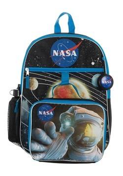 Kids NASA 5 PC Backpack Set Alt 1