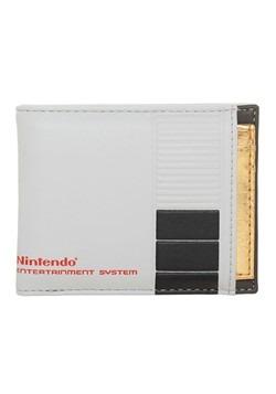 Nintendo 2 in 1 Bifold Wallet with Zelda Cartridge Alt 1