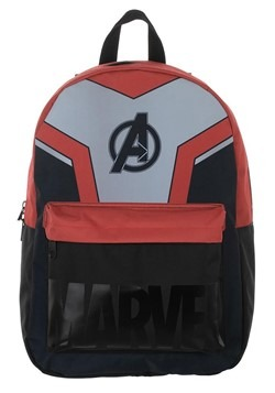 Avengers Endgame Suit Color Block Backpack Alt 1