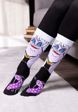 Disney Villains Ursula 360 Character Crew Sock