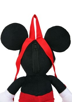 Disney Mickey Mouse Plush Backpack Alt 2