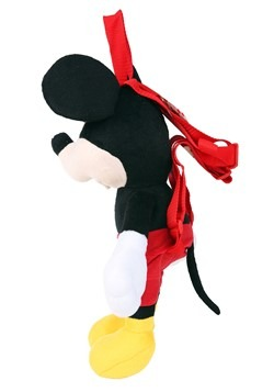 Disney Mickey Mouse Plush Backpack Alt 3