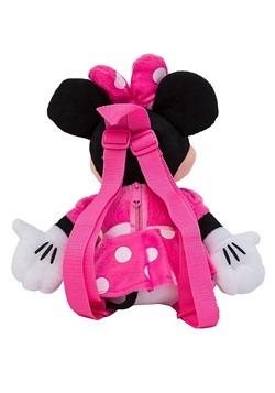 Disney Minnie Mouse Plush Backpack Alt 1