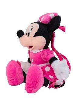 Disney Minnie Mouse Plush Backpack Alt 2